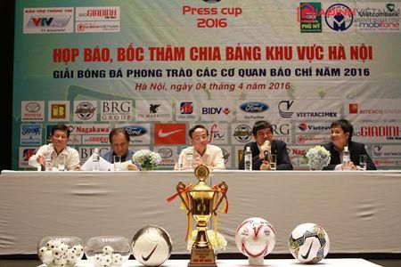Dem Gala bieu dien va trao giai Press Cup 2016 se dien ra vao toi nay - Anh 1