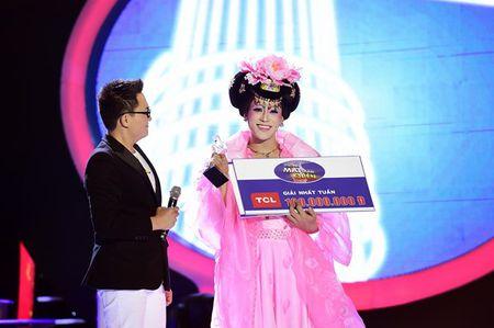'Guong mat than quen': Phan Ngoc Luan 'dep me hon' khi 'chuyen gioi' hat kinh kich - Anh 6