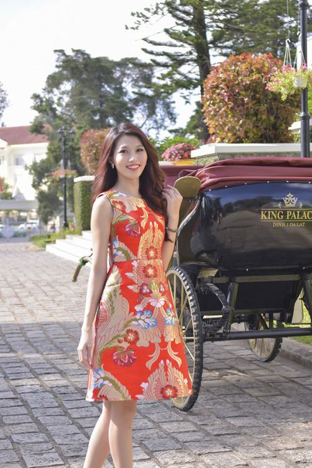 Quynh Chau, Nguyen Thi Loan du le ruoc tuong vua Bao Dai va hoang hau Nam Phuong - Anh 6