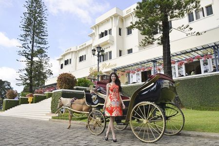 Quynh Chau, Nguyen Thi Loan du le ruoc tuong vua Bao Dai va hoang hau Nam Phuong - Anh 8