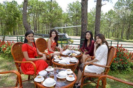 Quynh Chau, Nguyen Thi Loan du le ruoc tuong vua Bao Dai va hoang hau Nam Phuong - Anh 9