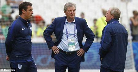 Anh vs Nga (1-0, hiep 2): Eric Dier mo ty so - Anh 14