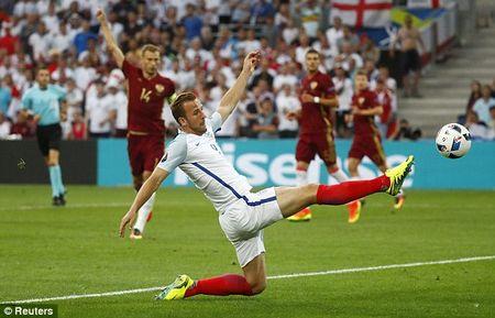 Anh vs Nga (1-0, hiep 2): Eric Dier mo ty so - Anh 8