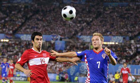 TRUC TIEP EURO: Duyen no Tho Nhi Ky - Croatia - Anh 1