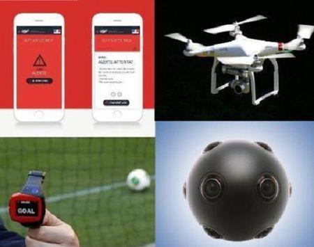 Euro 2016 kho thanh cong khi thieu vang cong nghe - Anh 1