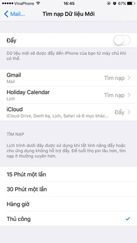 10 tuy chinh mac dinh moi nguoi moi dung iPhone can thay doi - Anh 2