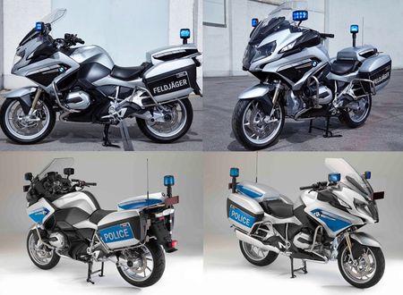 BMW Motorrad ra mat loat xe moto cho canh sat moi - Anh 2