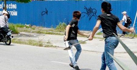 Cuong ghen, chong vung dao chem vo va ban vo thuong vong - Anh 1