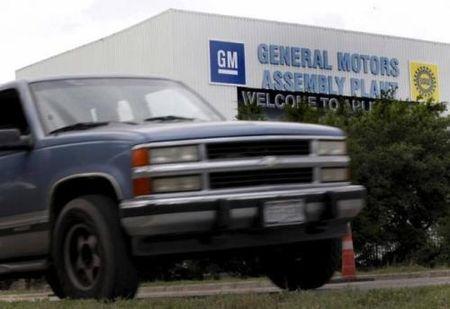 General Motors mo rong hoat dong tai Canada - Anh 1