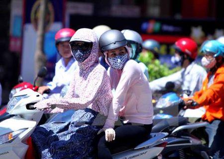 Du bao thoi tiet ngay mai 13/6: Nang nong dien rong, Ha Noi co noi tren 37 do - Anh 1