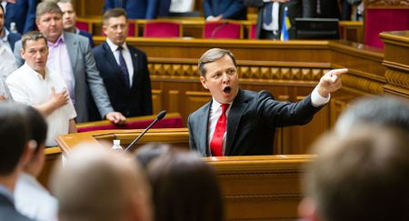 Chinh gioi Ukraine keu goi 'chiem cac khu vuc cua Nga' - Anh 1