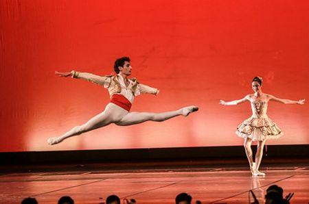 Dem dien 'Paris Ballet': Dep mat, thang hoa, nhung chua 'da' - Anh 2