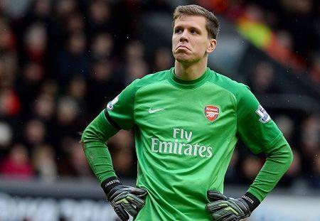 """Szczesny: """"Toi khong muon tro lai Arsenal"""" - Anh 2"""