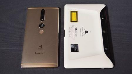 Lenovo trinh lang smartphone dau tien cua du an Google Tango - Anh 2