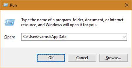 Thiet lap chuong trinh ve che do mac dinh trong Windows - Anh 3