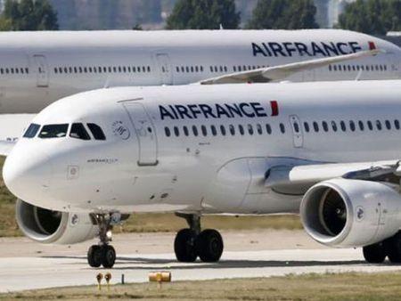 Air France thiet hai 7 trieu euro/ngay vi dinh cong - Anh 1