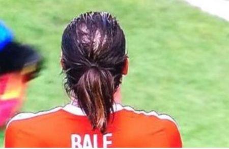 Toc rung nhanh, Bale dang bi hoi dau nang - Anh 1