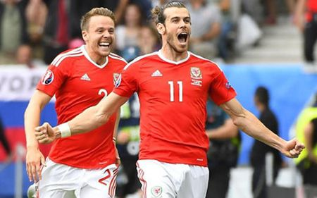 Xu Wales - Slovakia (2-1): Bale toa sang - Anh 1