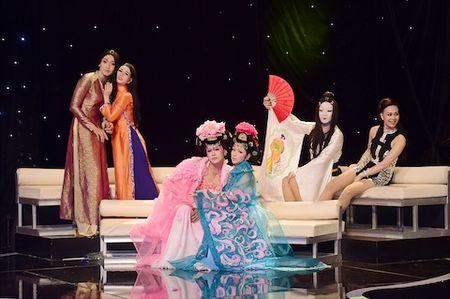 Guong mat than quen: Doi dau voi Hoa Minzy, Phan Ngoc Luan thang - Anh 1