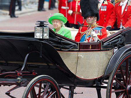 Nuoc Anh mung sinh nhat lan thu 90 cua cua Nu hoang Elizabeth II - Anh 1