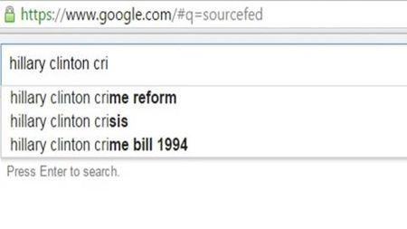 Google thien vi Clinton: That bai cua Donald Trump - Anh 2