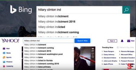 Google thien vi Clinton: That bai cua Donald Trump - Anh 3