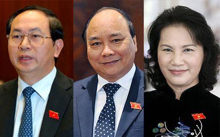 Danh sach cac lanh dao cap cao trung cu Dai bieu Quoc hoi - Anh 1