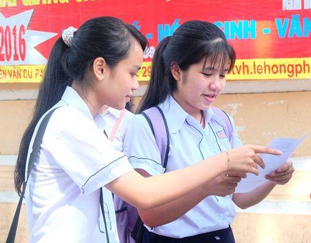 TP HCM: De thi mon Toan vao lop 10 chuyen co kha nang phan loai tot - Anh 2