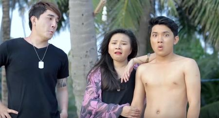 "Han Nhat Thuyen ra mat phim ca nhac ""Kiep sau van mai yeu em"" - Anh 2"