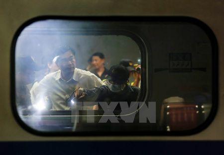 Nan nhan la liet tai hien truong vu no tren tau o Dai Loan - Anh 4