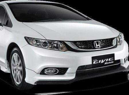 Honda Viet Nam trieu hoi gan 10.000 xe Civic, CR-V va Accord - Anh 1