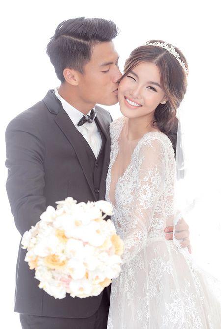 Moi cuoi, Mac Hong Quan - Ky Han da co 'tin vui' - Anh 2