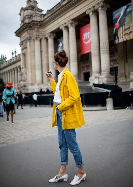 Ao khoac - Vat bat ly than cua tin do o Paris Fashion Week - Anh 13