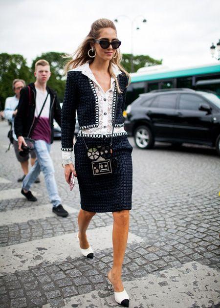 Ao khoac - Vat bat ly than cua tin do o Paris Fashion Week - Anh 4