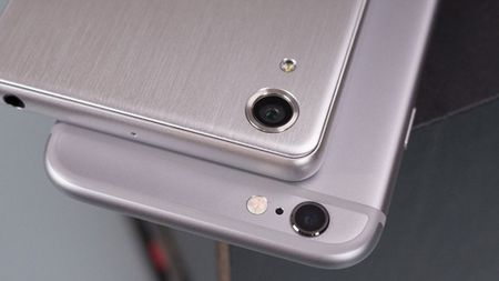 So sanh camera Xperia X Performance voi iPhone 6s - Anh 1