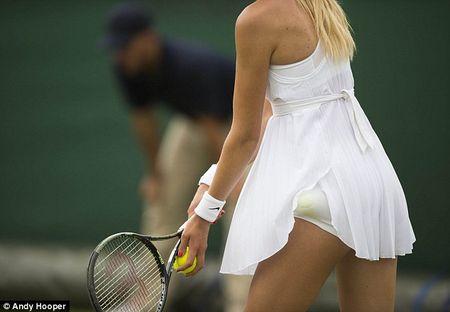 Loat vay ao ngan, ho, la gay on ao tai Wimbledon 2016 - Anh 7