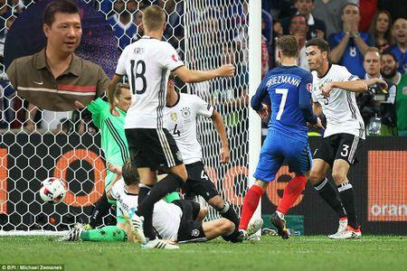 Nhin lai ban ket EURO 2016: 'Bo bi hiem, Phap gap may'! - Anh 1