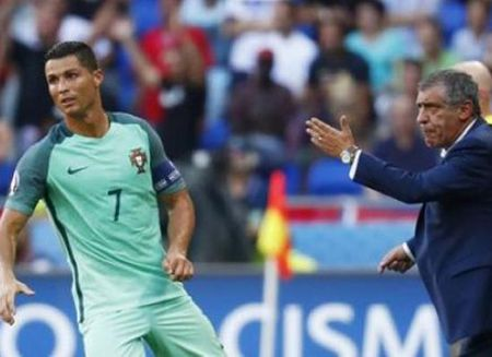 Bo Dao Nha vao ban ket: Khong chi khen Cristiano Ronaldo - Anh 1