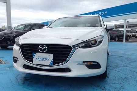 Lo dien Mazda3 phien ban 2016 sap ra mat tai Viet Nam - Anh 1