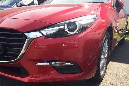 Lo dien Mazda3 phien ban 2016 sap ra mat tai Viet Nam - Anh 2
