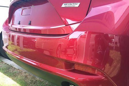 Lo dien Mazda3 phien ban 2016 sap ra mat tai Viet Nam - Anh 4