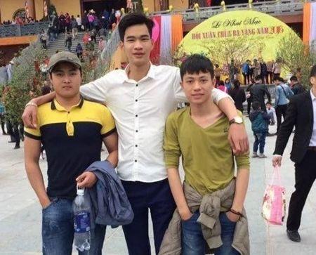 """Cap doi Thai Binh chang cao keu 1m92, nang """"mot mau"""" 1m55 - Anh 4"""