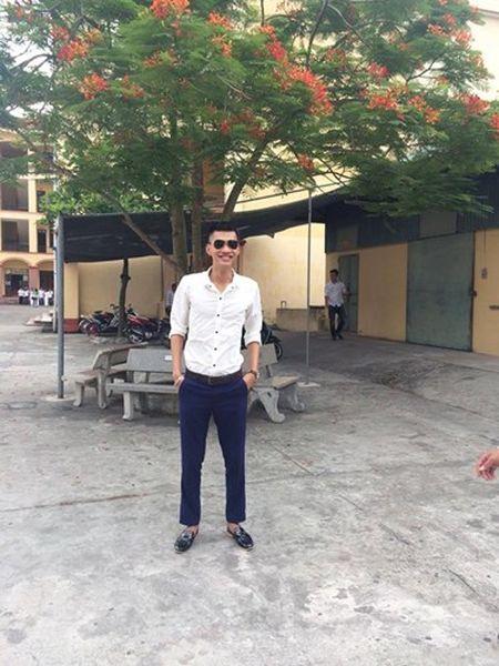 """Cap doi Thai Binh chang cao keu 1m92, nang """"mot mau"""" 1m55 - Anh 9"""