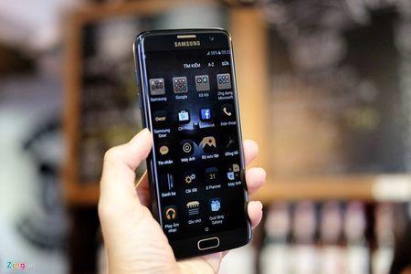 Anh tuyet dep cua Galaxy S7 edge ban Batman gia 25 trieu - Anh 12