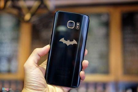 Anh tuyet dep cua Galaxy S7 edge ban Batman gia 25 trieu - Anh 7