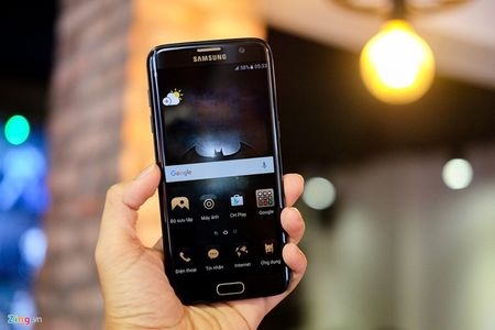Anh tuyet dep cua Galaxy S7 edge ban Batman gia 25 trieu - Anh 8