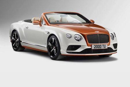 """""""Soi"""" sieu xe sang Bentley Continental GT Convertible hang thua - Anh 1"""
