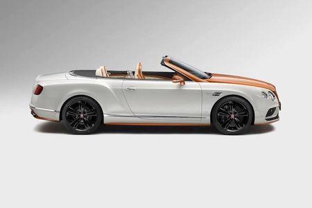 """""""Soi"""" sieu xe sang Bentley Continental GT Convertible hang thua - Anh 2"""