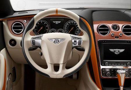 """""""Soi"""" sieu xe sang Bentley Continental GT Convertible hang thua - Anh 4"""