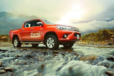 6 thang, Toyota Viet Nam ban gan 25.000 o to moi - Anh 1